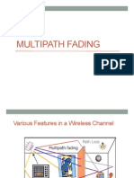 Lecture 6 Multipath Fading