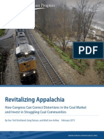 Revitalizing Appalachia