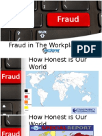 Fraud in the Workplace Lunch and Learn