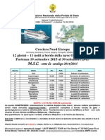 Msc Crociera Quota Finale