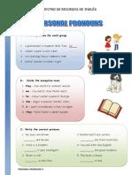 Personal Pronouns4