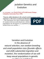 L24Biol261 PopGen  Evolution2014