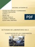 Laboratorio No 3