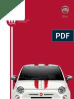 2015 Fiat 500 Accessories Catalog
