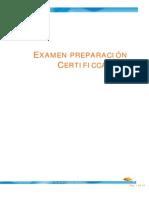 Examen Preparación Certificación 2