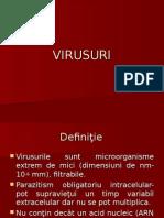 VIRUSURI microbiologie