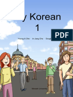 My Korean1 2nd Ed