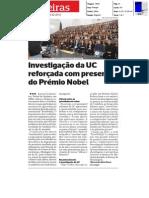 2015 - 02 - 05 - Beiras - Prémio Nobel UC