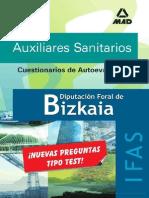Auxiliares Sanitarios Autoevaluacion Pais Vasco