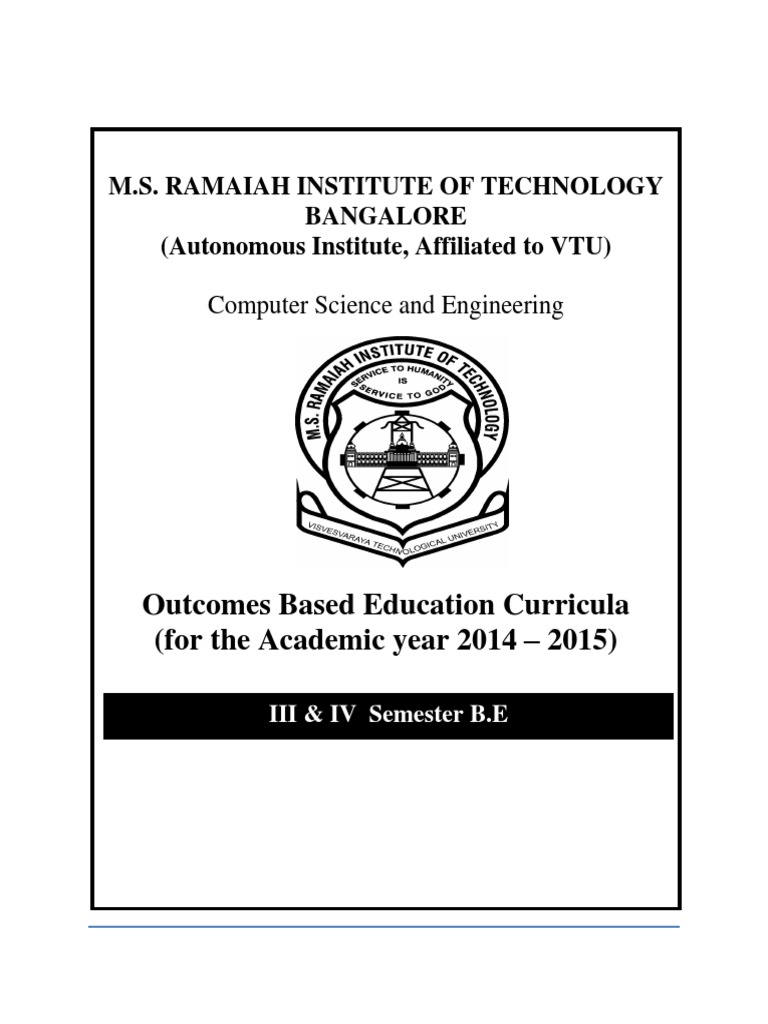 3 And 4 Semester Cse Syllabus Fourier Series Amplifier Analog Electronic Circuits Lab Manual Vtu Pdf