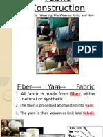 clothing i-fabric construction no video