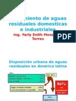 5. Tratamiento de Aguas Residuales Domesticas e Industriales