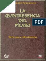 La Quintaesencia Del Picaro - Michael Mearls