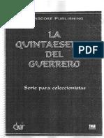 La Quintaesencia Del Guerrero - Matthew Sprange