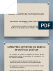 Analisis y Gestion de Politicas Publicas