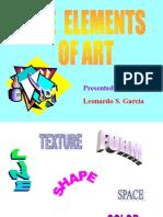BAsic Elements of Art