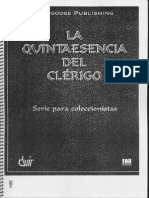 La Quintaesencia Del Clerigo - Sam Wytt