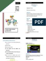 """Guía didáctica de Estrategia Multimedia para mejorar el aprendizaje  de Ciencias Naturales de la Escuela """"Dos de Mayo"""""""