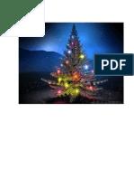 Folleto Navidad