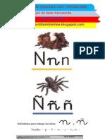 6. Lectoescritura Mian Brabur - LETRAS N y Ñ