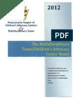 2012-05-14 - CAC Model - The Multidisciplinary Team