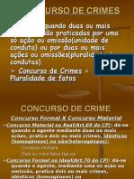 02 - Do Concurso de Crimes