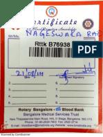 Nag Blood Donation