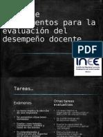 Posibles Tareas e Instrumentos Para La Evaluación Del (1)
