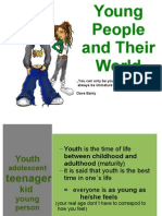 1. the Young and Their World