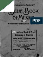 Guia Para El Extranjero en La CD de Mexico 1903