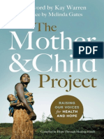 Mother & Child Project Sample
