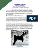 Tiina Alanen - The Karelian Bear Dog