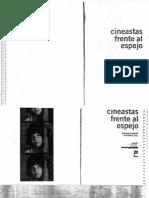 """""""Si """"Yo"""" Me Fuera Contado"""", Alain Bergala en Cineastas Frente Al Espejo."""