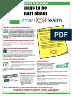 WSE SmartHealth Poster