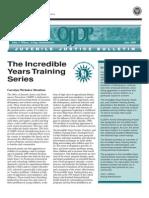 Incredible Years training series