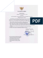 Surat Pengumuman k2