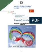 CRONACHE ECONOMICHE 2010 - 2