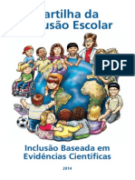 Cartilha Da Inclusao Escolar Para Sites