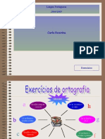 Lp Classes Gramaticais Exercicios1
