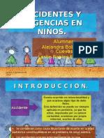 accidentes y urgencias en niños.ppt
