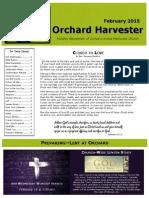 February Harvester 2015