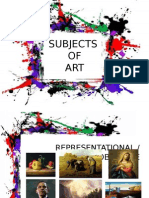 Subjects of Art.ppt