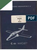 Manual de Vuelo CASA C-101