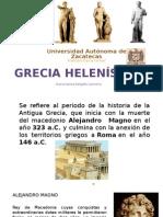 GRECIA HELENÍSTICA Delgado Carmona Diana Karina