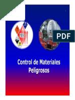 Control de Materiales Peligrosos 21.01