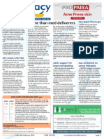Pharmacy Daily for Fri 06 Feb 2015 - More than just medicine deliverers, Growth hormone scheduling, Hospira acquired, New Bayer Pharma gm, and much more