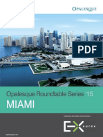 Opalesque 2015 Miami Roundtable