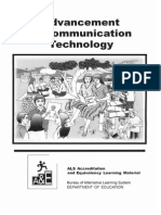 Advances in Communication Technology-Final