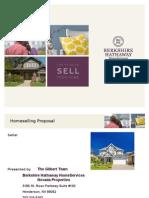 home selling presentation website version