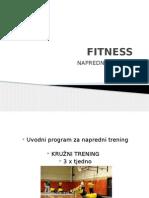 Napredni Fitness Program